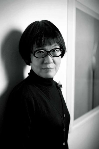 One of Korean female poets, Kim Hye-soon