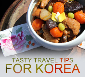 Tasty travel tips for Korea