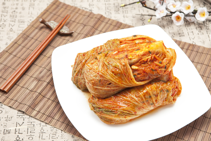 Kimchi is welcomed around the world as a low-calorie diet food.