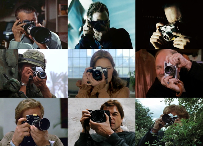 """Photographers"" by Mishka Henner and David Oates, 2012 (photo courtesy of Dong Gang Museum)."