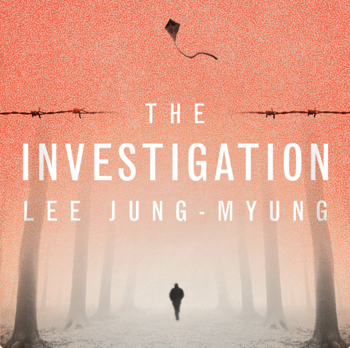 """The English version of """"The Investigation"""" is now available in the U.K. (photo courtesy of KR Management)"""