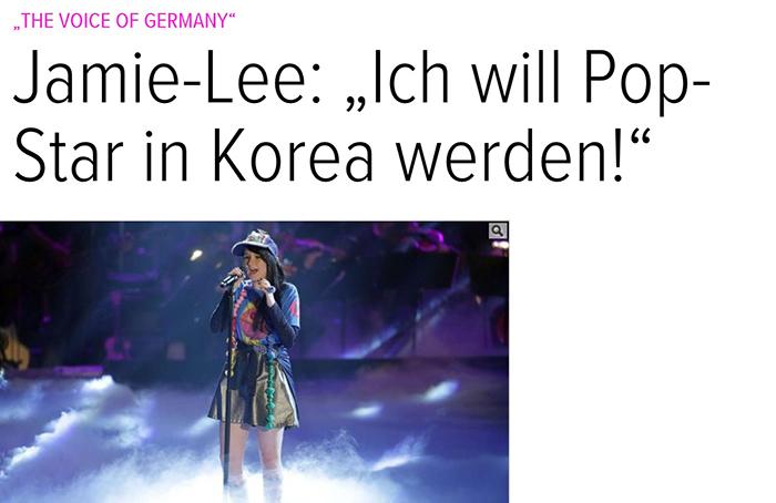 'My dream is to be a K-pop star' : Korea.net : The ...