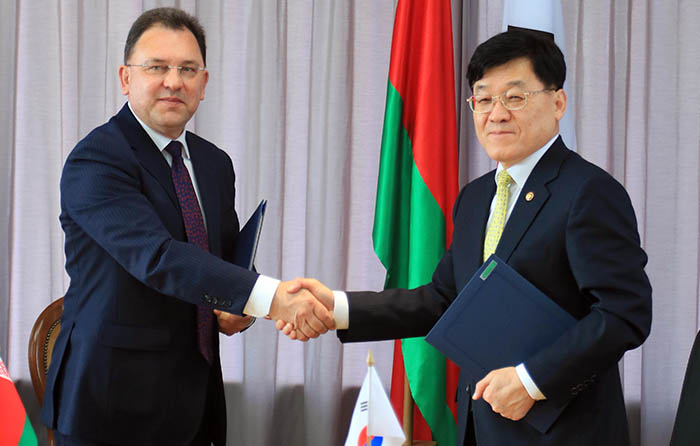 Korea Eaeu Launch Fta Talks Korea The Official Website Of