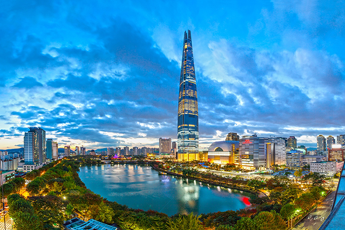 Lotte World Tower A Must See In Seoul Korea Net The Official