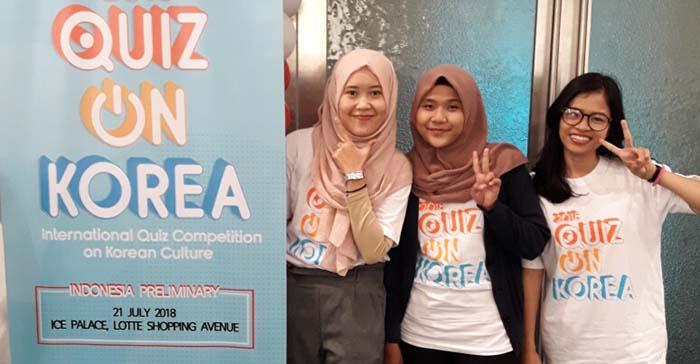 Korean quiz comes to Indonesia : Korea net : The official