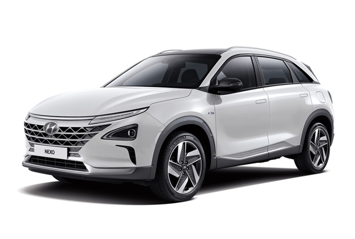 Hyundai S Hydrogen Fuel Cell Car Nexo Tops Europe Safety Testing