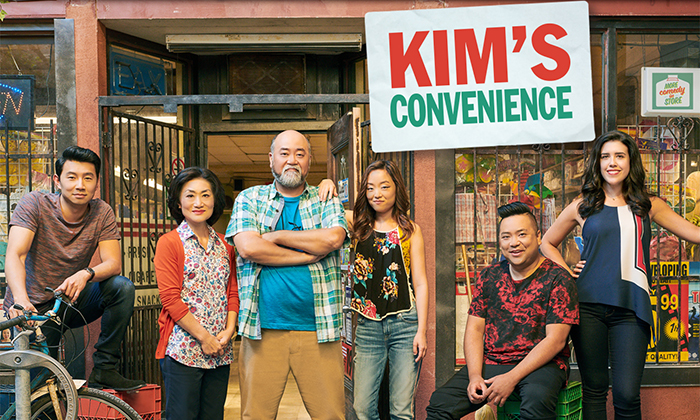Canadian sitcom 'Kim's Convenience' going strong in 3rd season : Korea.net  : The official website of the Republic of Korea