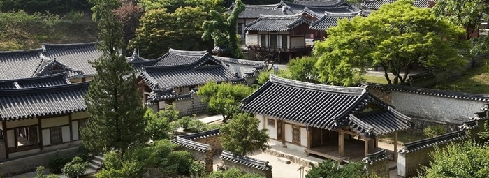 Dosan Seowon in Andong, Gyeongsangbuk-do Province, is among the nine seowon (Confucian academies) listed in the application for inclusion on the UNESCO World Heritage list. (Homepage of Dosan Seowon)