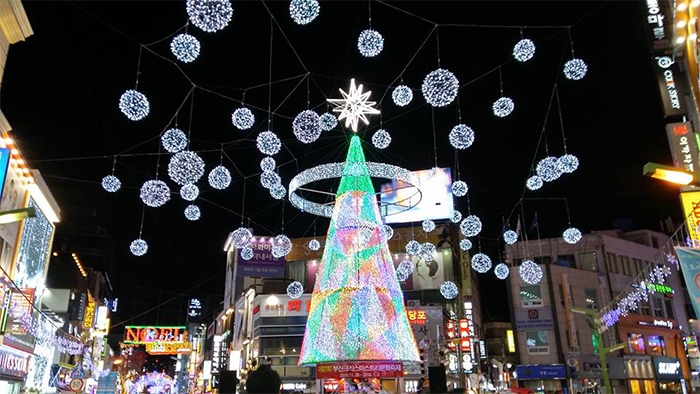 Nopo-dong (노포동) is a must-see neighborhood of Busan.