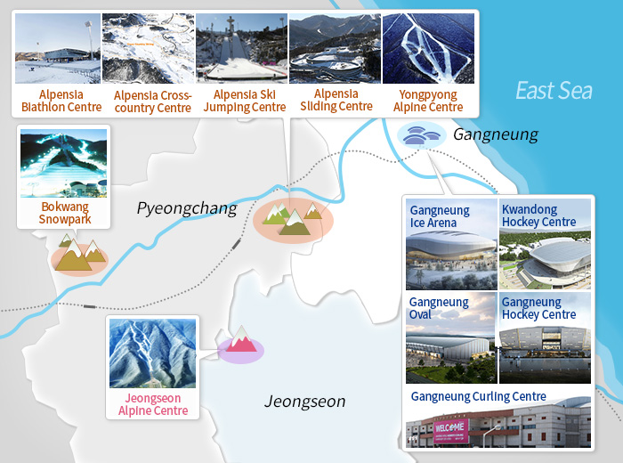 One year to go until PyeongChang Winter Olympics Koreanet The