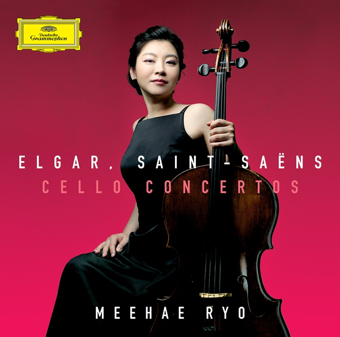 Cellist Ryo Mee-hae's first album,