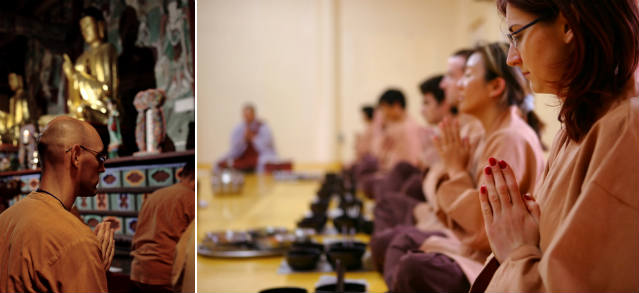 Templestay programs invite you on a journey into tranquility and search for your true self ⓒ Cultural Corps of Korean Buddhism