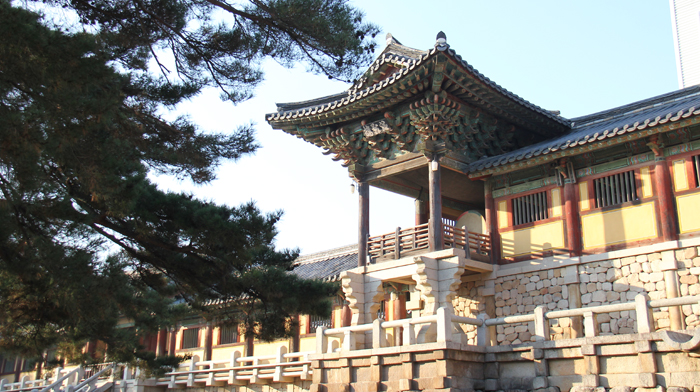 Bulguksa Temple in Gyeongju