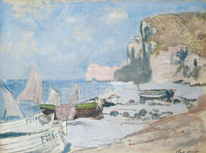 Normandy landscapes to be spotlighted in seoul for In their paintings the impressionists often focused on
