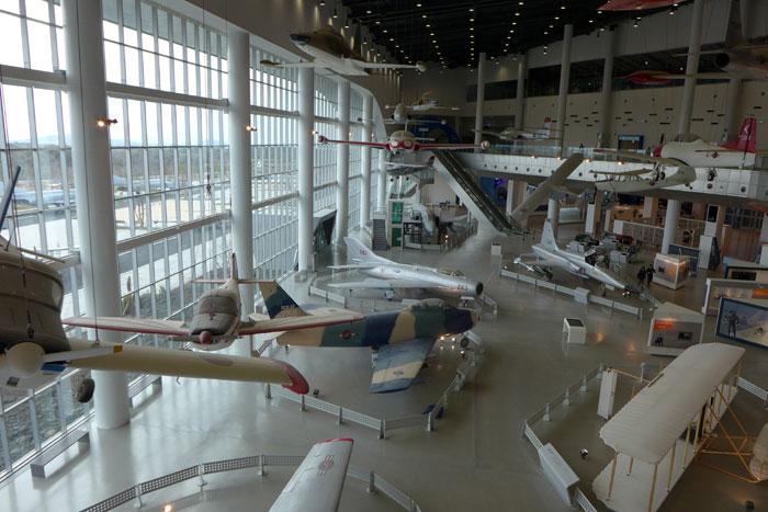 Take To The Skies At The Jeju Aerospace Museum Korea Net