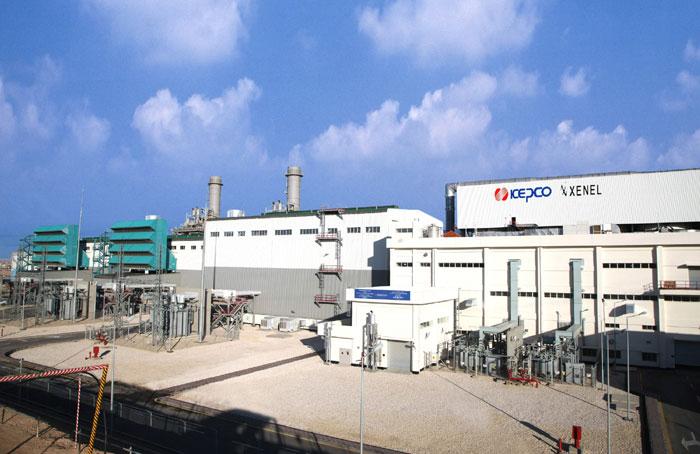 Incesante Víctor deshonesto  Korea-made power plants head overseas : Korea.net : The official website of  the Republic of Korea
