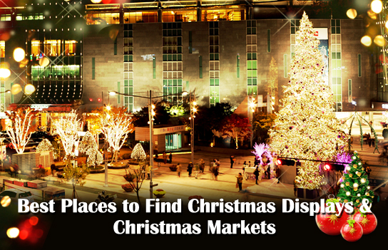 Best Places To Find Christmas Displays Christmas Markets Korea
