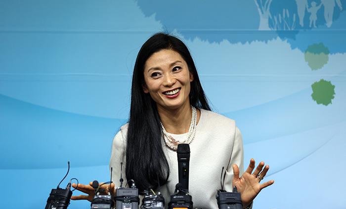 World class ballerina to become artistic director : Korea