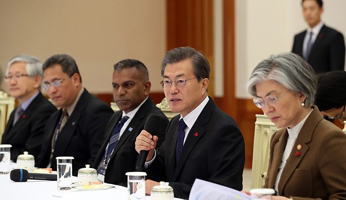 History Debate on Display at Rare China-Japan-South Korea ...