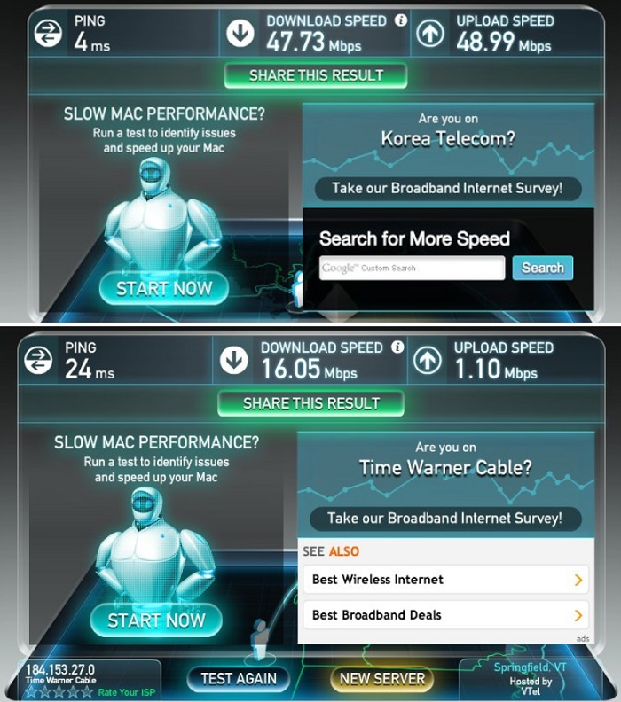 how to make apartment wifi faster
