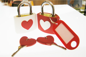 Locks of Love (photo courtesy of N Seoul Tower)