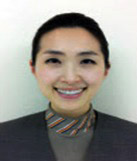 Cabin manager Lee Yun-hye (photo courtesy of Asiana Airlines)