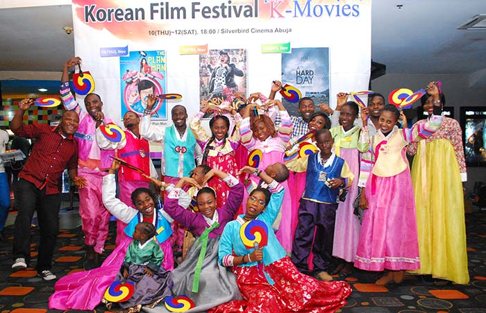 2016 Korean Culture Festival hits Nigeria : Korea.net ...
