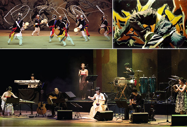 Diverse performances and cultural events will entice Costa Rican audiences from March 15 to 25 (photos courtesy of KOCIS).