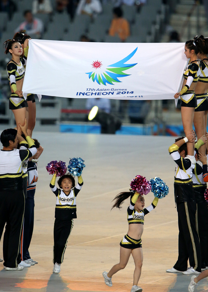 """The opening ceremony kicks off the 16-day run of the Incheon Asian Games 2014. The theme is, """"One Asia,"""" and it takes place at the Incheon Asiad Main Stadium on September 19."""