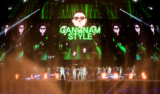 "PSY's ""Gangnam Style,"" which exceeded 100 million viewers on September 4, hit the 200 million mark within just 15 days"