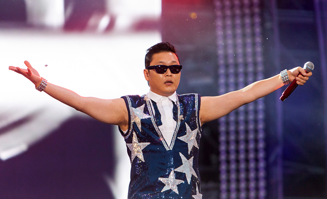 PSY was nominated for a 2012 MTV EMA for Best Video. He will be making an appearance in Germany on November 11