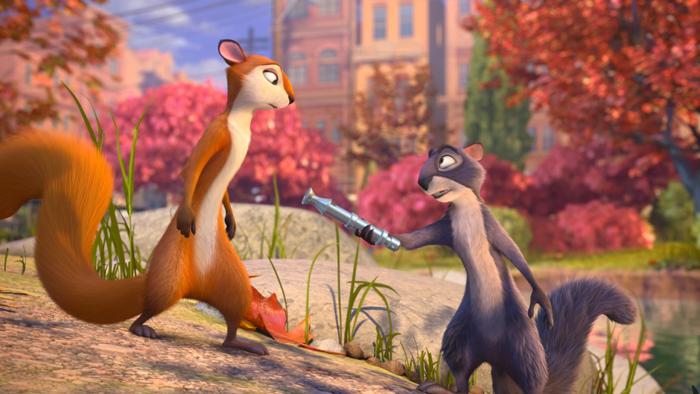 ''The Nut Job'' - Hấp dẫn, vui nhộn và giàu ý nghĩa...