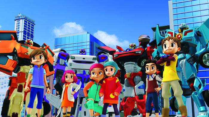 Young Toys Transforming Robot Tobot Popular Among Kids Korea Net
