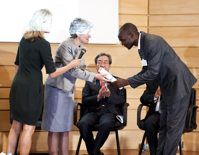 King Sejong Hangul King Sejong Literacy Prize