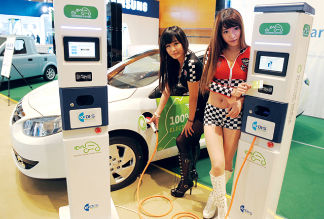 The World Smart Grid Expo 2011 was held in Korea in November last year