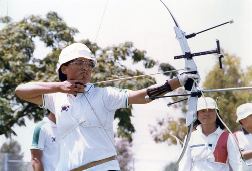 Archer Seo Hyang-soon is the first Korean woman to win Olympic gold