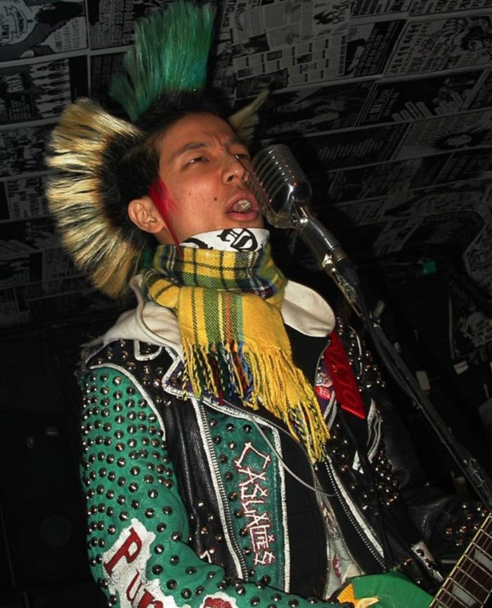 Korean Punk 2004-2009: The Skunk Dynasty : Korea.net : The ...