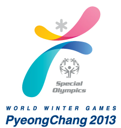 PyengChang Special Olympics World Winter Games 2013 Emblem
