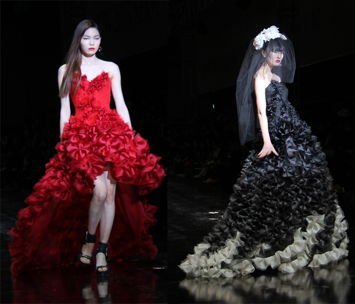 FW Seoul Fashion Week Offers Sketch Of K fashion Future Koreanet The Official Website