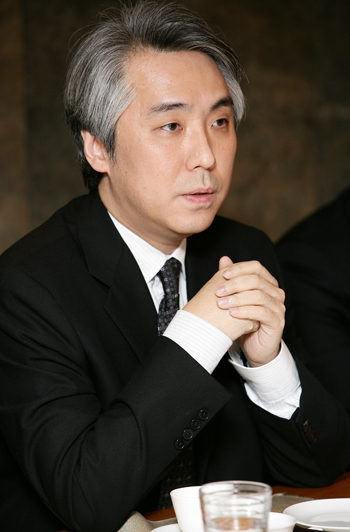 Korea National University of Arts Professor Kim Dae-jin (photo: Yonhap News)