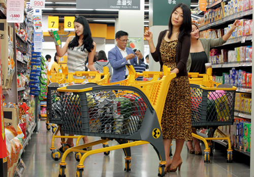Thanks to the KORUS FTA, consumers in Korea can purchase imported goods from the U.S. at lower prices
