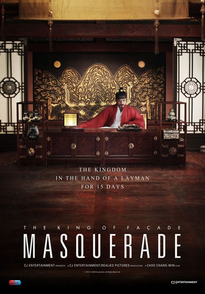 The Korean film <I>'Masquerade'</I> released on September 13 is a smash hit in Korea