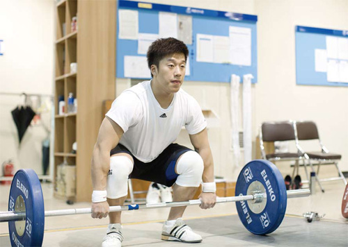 Sa Jae-hyouk (men's 77kg) who is going after his second gold, continues to fight his inner battle.