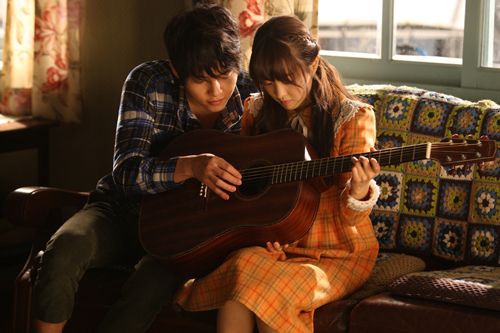 A Werewolf Boy amassed over 1 million viewers in the first week since its release (photo courtesy of CJ Entertainment).