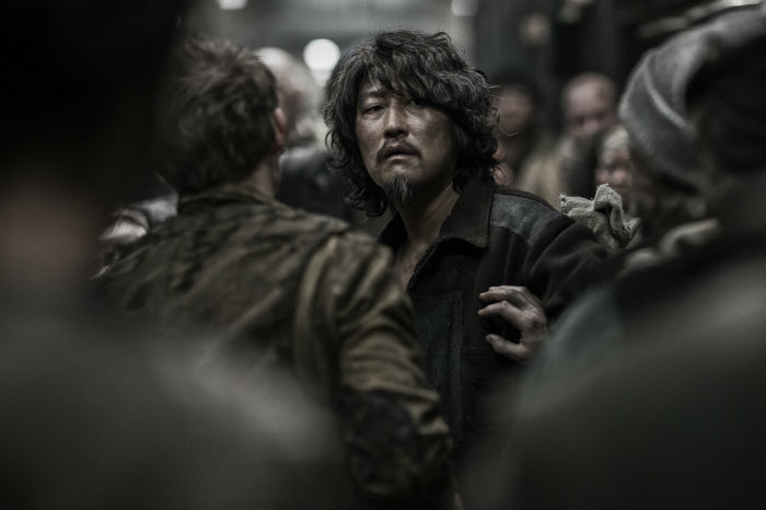 ' A scene from Snowpiercer' (photo courtesy of CJ Entertainment)