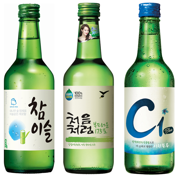Soju, Korea's representative liquor : Korea net : The