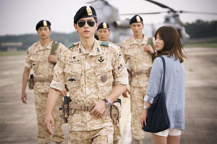 Descendants of the Sun' director's cut to go on sale : Korea