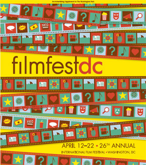 Poster of Korean Film Festival DC 2012 (photo courtesy of the Korean Culture Center of the Embassy of the Republic of Korea)