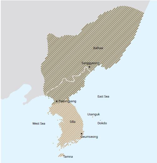 Korean Silla queen