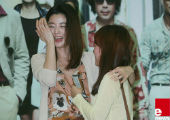 [Photo] Jun Ji Hyun Greets Fans at 10 Million Views Cel...